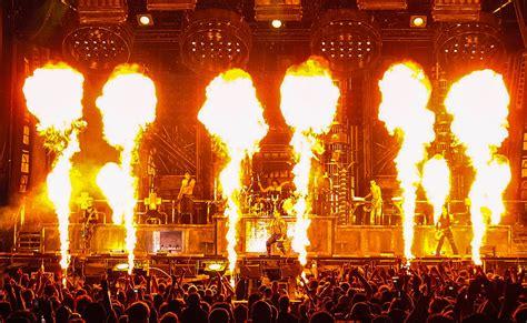 Rammstein And Limp Bizkit Will Perform In European Capital