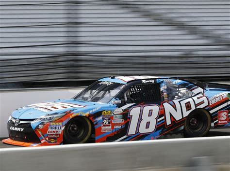 kyle busch set   xfinity races speed sport