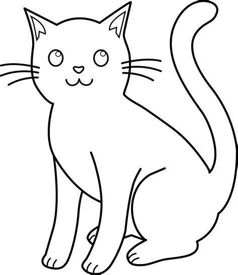 kitty cat  art  coloring  love cats cat
