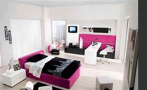 Chambre Ado Fille Ikea : deco chambre ado fille ikea ~ Teatrodelosmanantiales.com Idées de Décoration