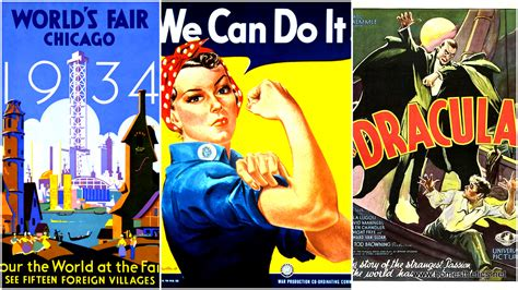 Kitchen Bath Ideas - free printables of insanely beautiful vintage posters that you can transform into vintage wall