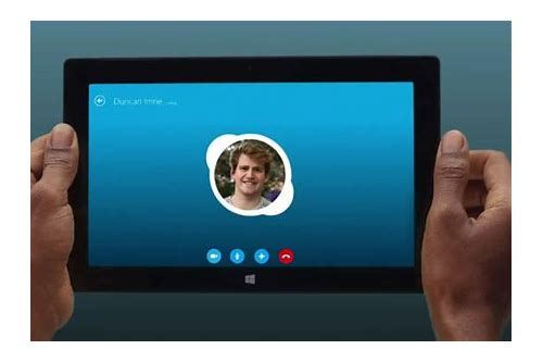 download skype app for surface rt