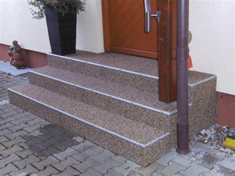 Geflieste Aussentreppe Selbst Sanieren by Treppensanierung Leicht Gemacht Mit Einer Steinteppich Treppe