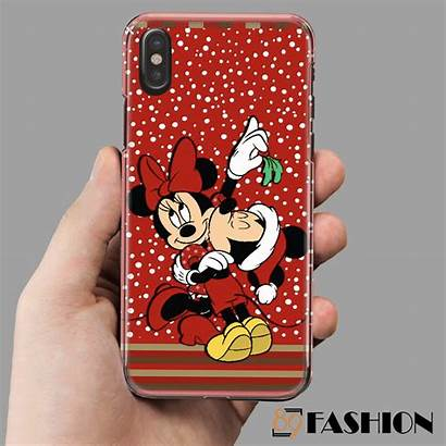 Phone Case Mouse Minnie Disney Mickey Led