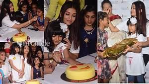 Day of Smiles: Aishwarya celebrates father's birth ...