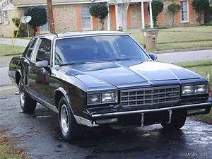 Blacknite86 1986 Chevrolet Monte Carlo Specs  Photos