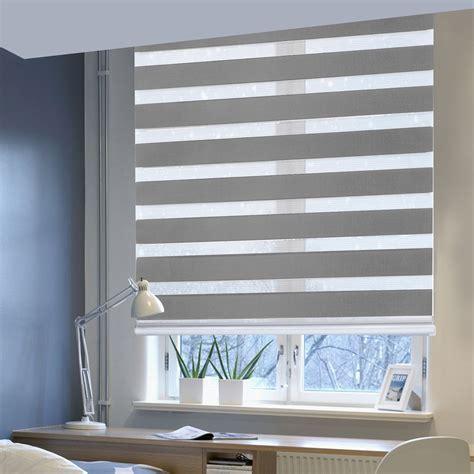 Sichtschutz Fenster Faltrollo by Fenster Sichtschutz Ohne Bohren Plissee Jalousie Klemmfix