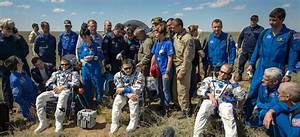 3 ISS astronauts return to Earth after 186 days in space ...