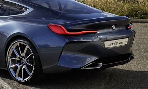 New BMW 8-Series Concept Revealed, Coming In 2018 [72 Pics ...