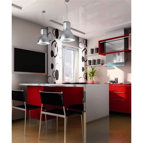 suspension design cuisine suspension cuisine type industriel en aluminium le avenue