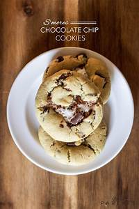 Smores Chocolate Chip Cookies - We're Parents