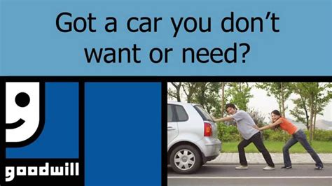 Give Car To Charity Tax Deduction - goodwill car donation where can i donate my car for a
