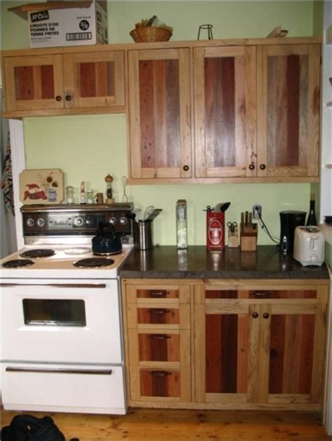 kitchen cabinets made out of pallets pallet kitchen furniture pallet idea 9165