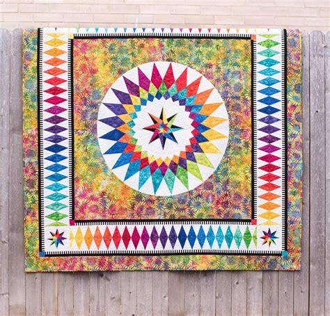 Quilt Kits by Summer Quilt Kit By Jacqueline De Jonge Featuring