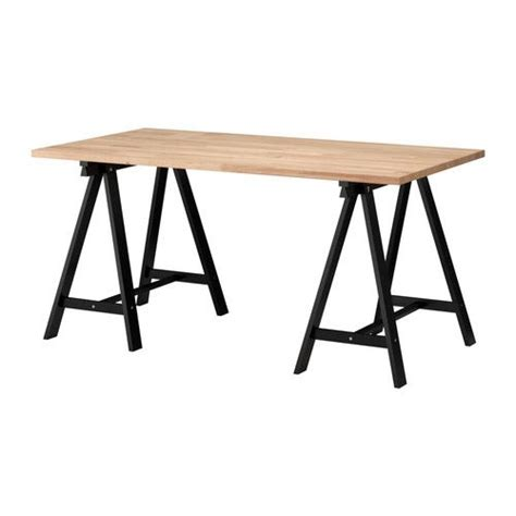 Ikea Desk Legs Nz by Gerton Oddvald Madeira Trestle Table And Legs