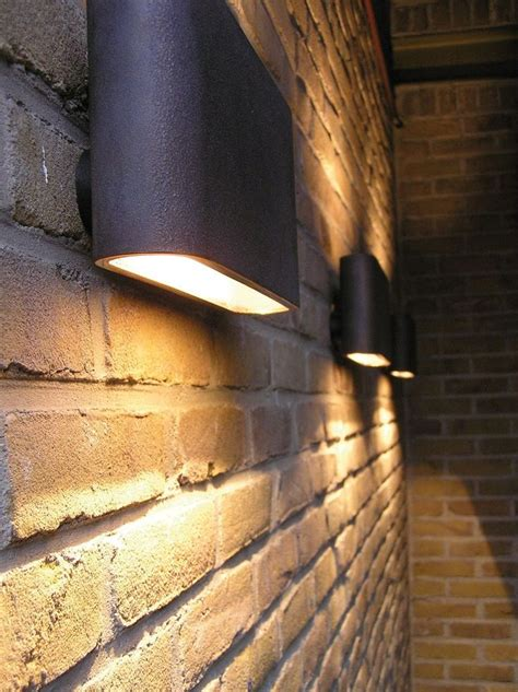 17 best ideas about outdoor wall lighting on