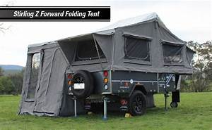Stirling Z Hard Floor Off Road Camper Trailer