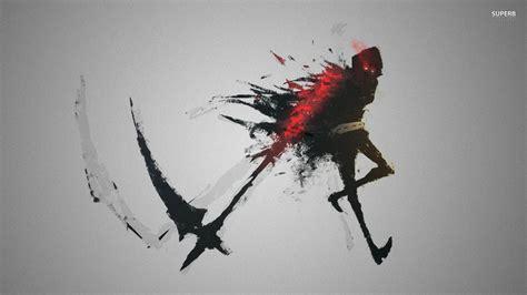 Anime Reaper Wallpaper - grim reaper wallpaper