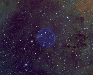 The Soap Bubble Nebula (PN G75.5+1.7) - Astronomy Magazine ...