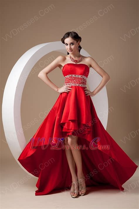 high  style  fashion wine red prom dress cheap
