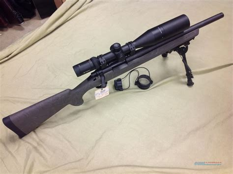 Remington 700 Sps Tactical Wvortex Viper