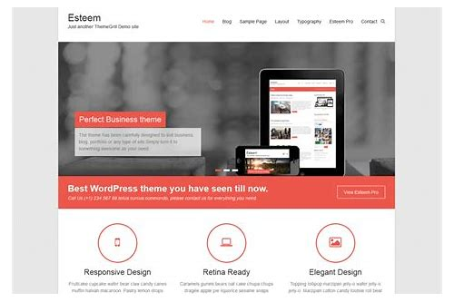 u-design wordpress tema de baixar gratuitos
