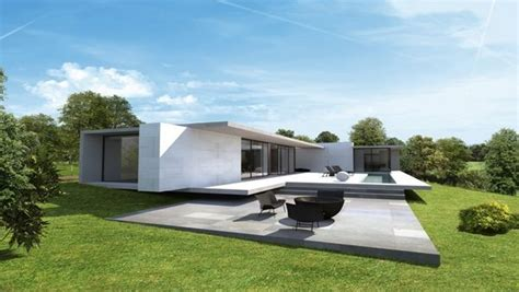 style de maison moderne plain pied la maison plain pied moderne archzine fr