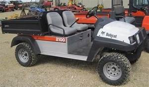 Bobcat Workmate 2100s 524411001  Pdf Utv Service  Shop