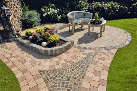 Pflastersteine Für Den Garten  Tipps Und Möglichkeiten