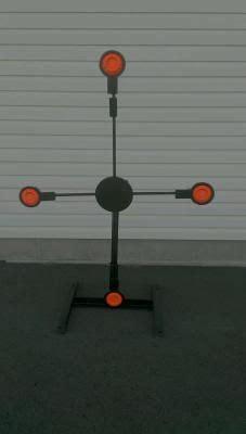 turning clay pigeon star target shooting targets shooting range range targets