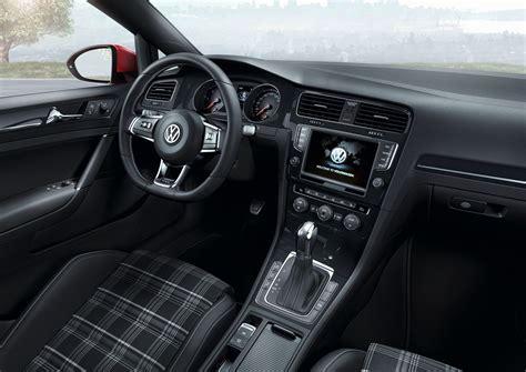 interieur volkswagen golf 7 gtd 2013 carblogger