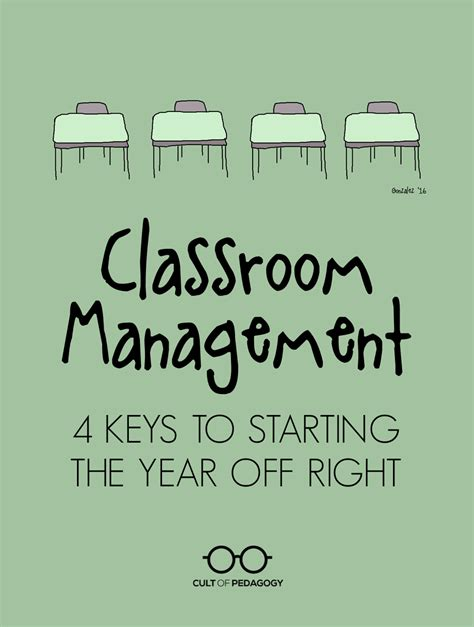 classroom management  keys  starting  year