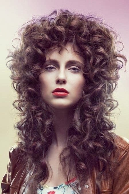 long hairstyle  baroque curls