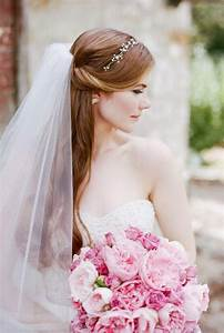 Wedding Hairstyles With Veil Images - Wedding Dress
