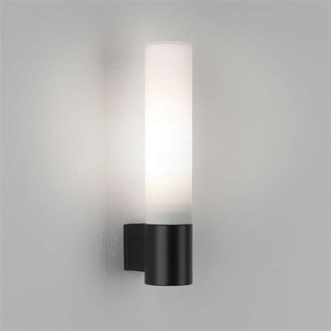 astro lighting 8037 bari ip44 bathroom wall light in matt