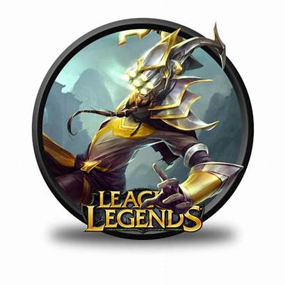 Legends League Yi Master Icon Clipart Icons