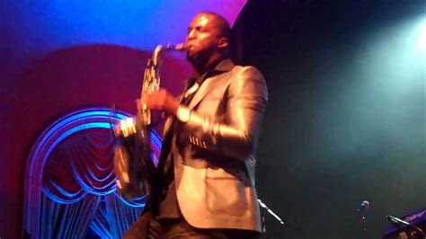 Eric Darius Performs Goin All Out Live At The Napa Valley