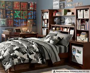Teenage Boys Bedroom Furniture Ideas