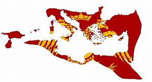 Byzantine Empire Flag Map by G-MAPS on DeviantArt