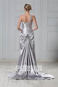 Robe De Mariée Moderne : robe de mari e moderne trompette sir ne seule bretelle ~ Melissatoandfro.com Idées de Décoration