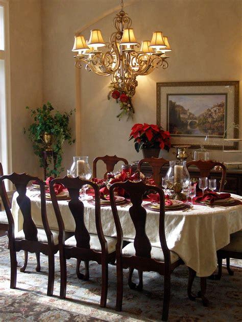 stunning christmas dining room decoration ideas