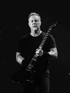 Metallica - James Hetfield, Cool   Eddie Sung