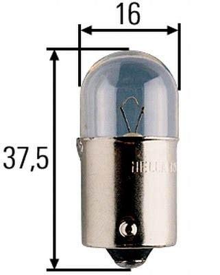 bulb r19 5 24v 5w bulbs and leds lights electrical equipment