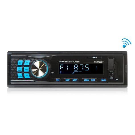 pyle plmr22bt marine and waterproof headunits stereo receivers