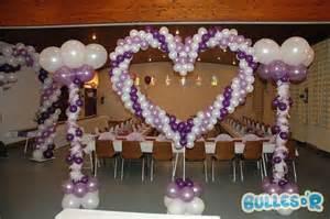 quinceanera bouquets bullesdr décoration de mariage en ballons à