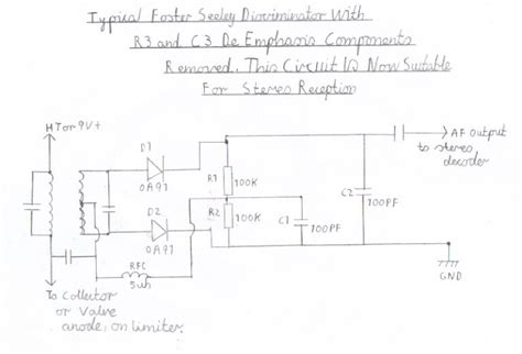 Special Stereo Decoder Circuit For Pulse Counting