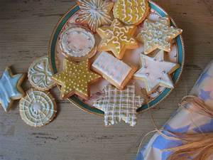 stylishly sated iced biscuits