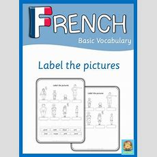 French Label The Pictures  French, The O'jays And Vocabulary Practice