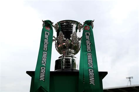 Carabao Cup fourth round draw in full as Liverpool and Man ...