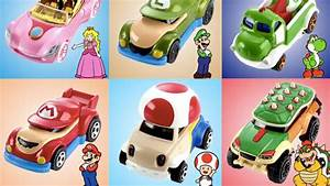 New Super Mario Hot Wheels On The Way In North America Vooks